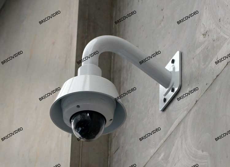 camera de surveillance 360 degres