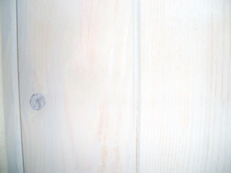 lambris peinture acrylique