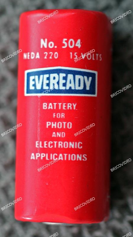 pile 15 volts