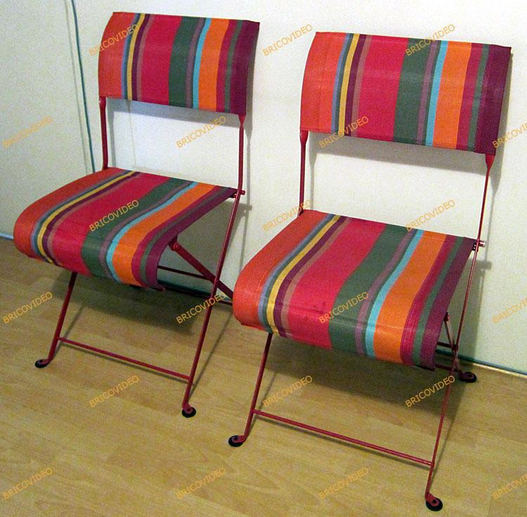 chaises deco