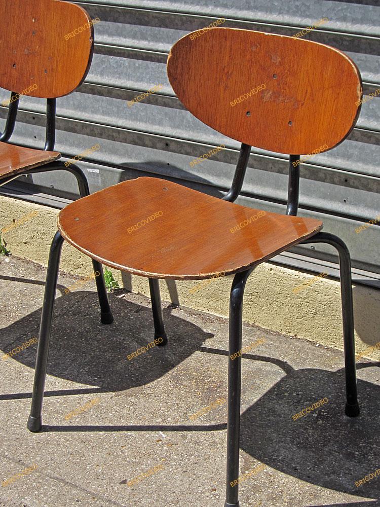 chaises design deco