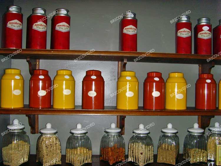 couleurs deco cuisine