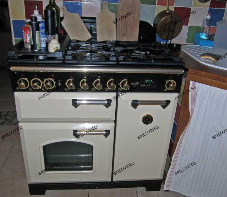 cuisiniere gaz deco