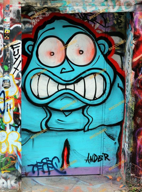 decoration graffiti