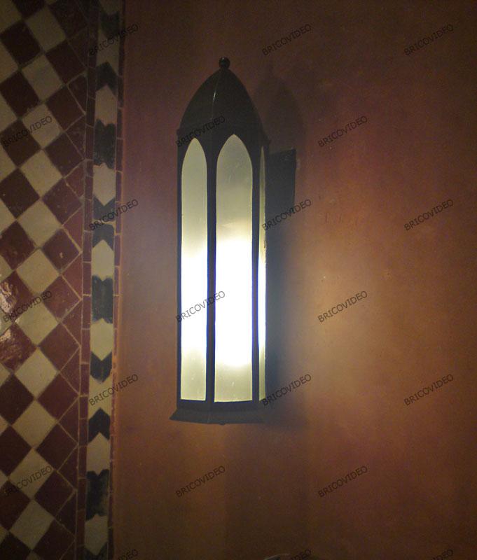 lanterne deco oriental
