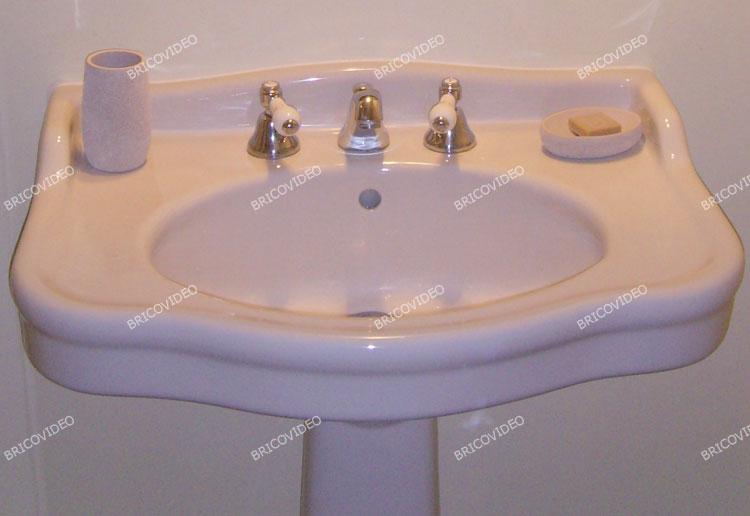 lavabot porcelaine retro
