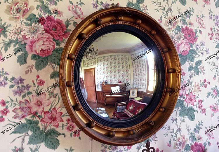 miroir deco campagne