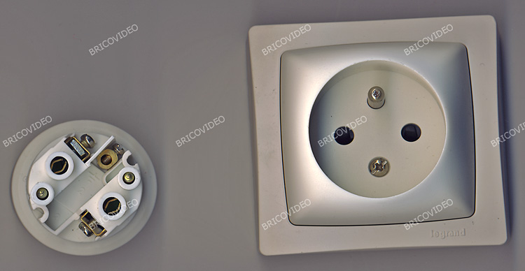 prises electrique deco