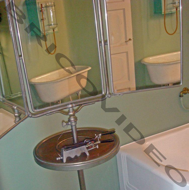 Carrelage salle de bain art deco deco photo salle de bains et pop art appart - Art et decoration salle de bain ...
