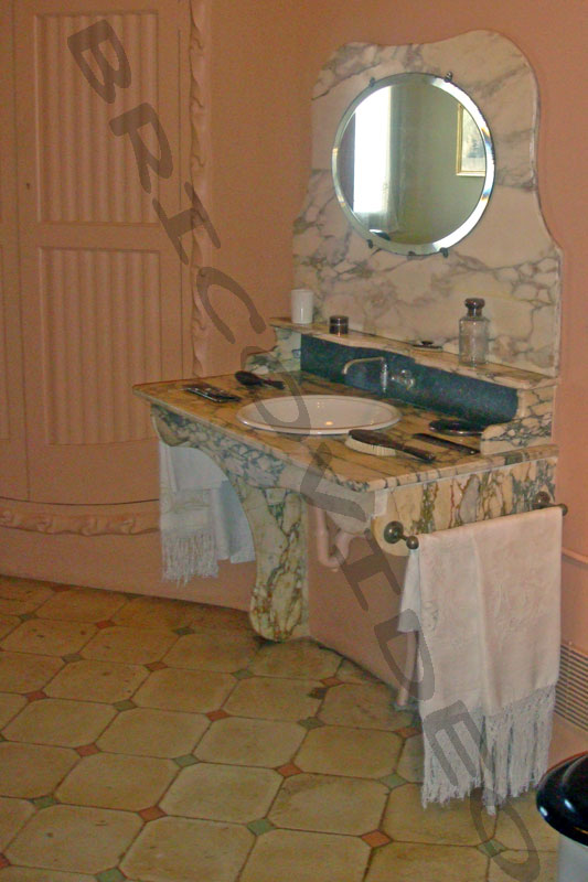 Conseils d coration maison peindre salle de bain avec - Peindre meuble salle de bain ...