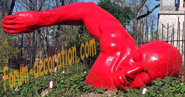 sculpture exterieur
