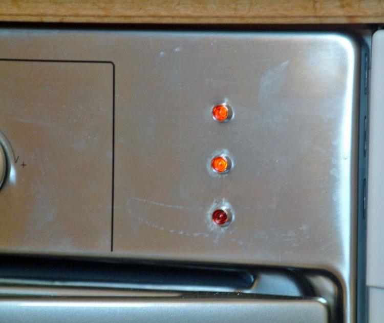bricolage four electromenager