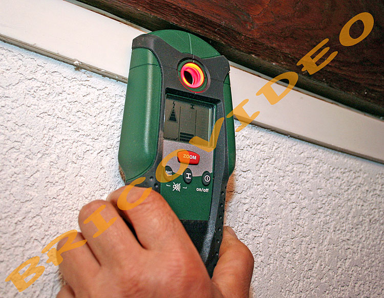 detecteur de fils electriques