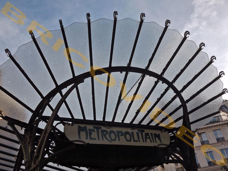 marquise metro