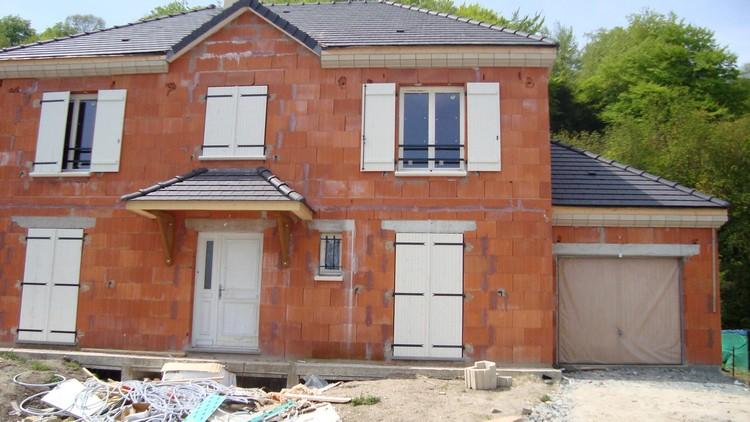 probleme linteaux beton mur brique