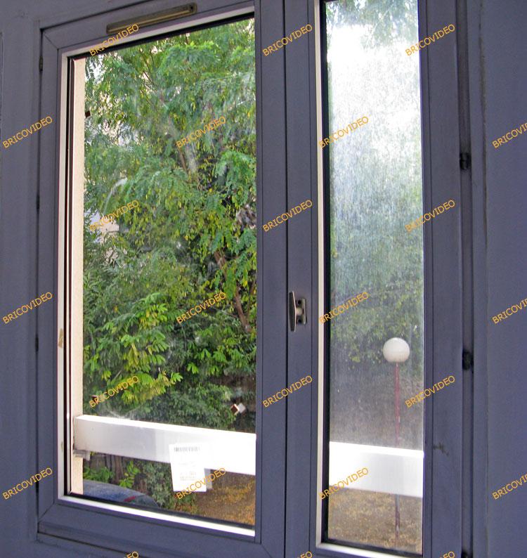 remplacer vitre fenetre double vitrage pvc