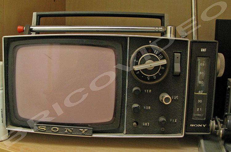 tv sony 1960