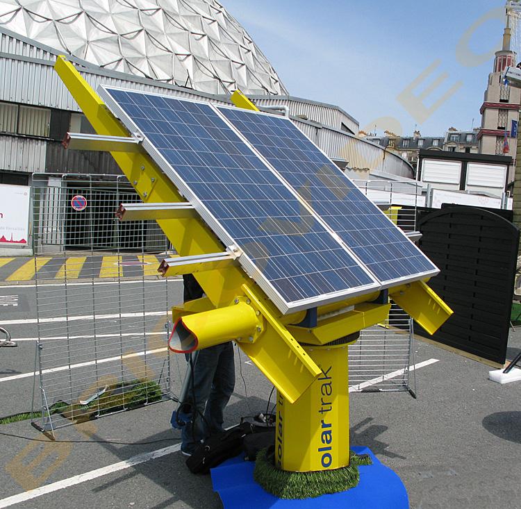 ecologie solaire bricolage