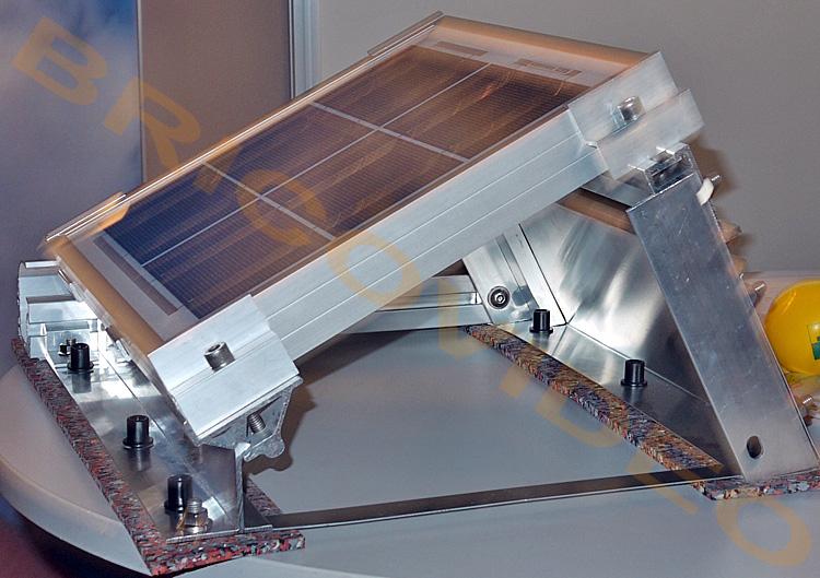 fixation panneaux photovoltaiques