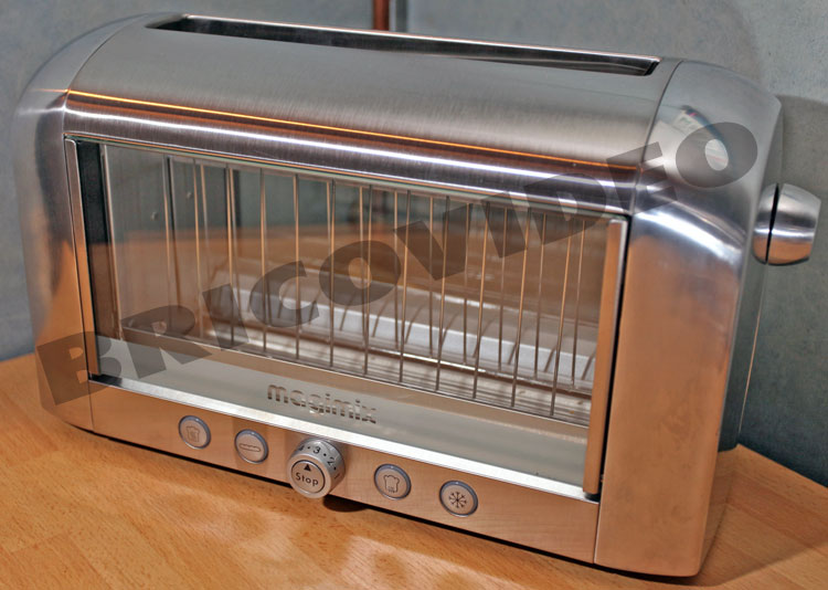 grille pain magimix toaster vision 11526