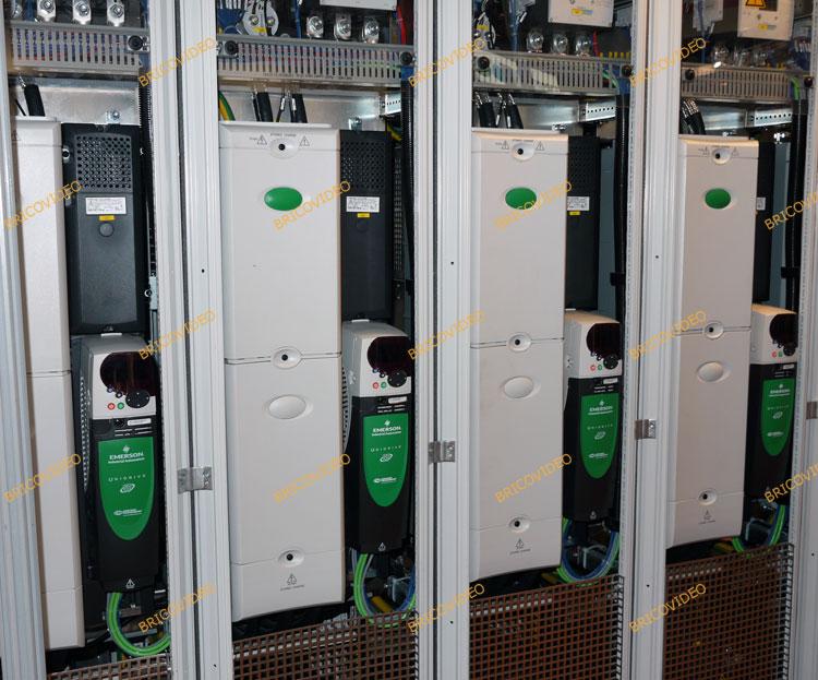 armoire electriques