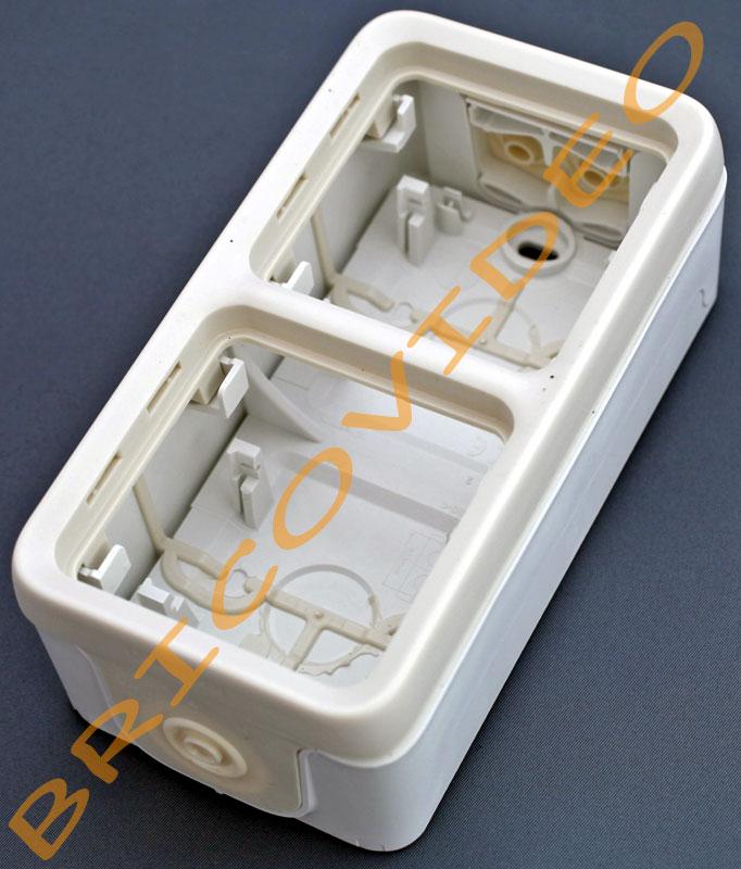 boitier prises electriques