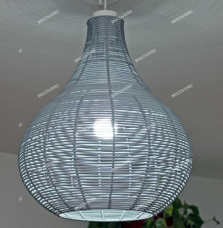 branchement eclairage salon