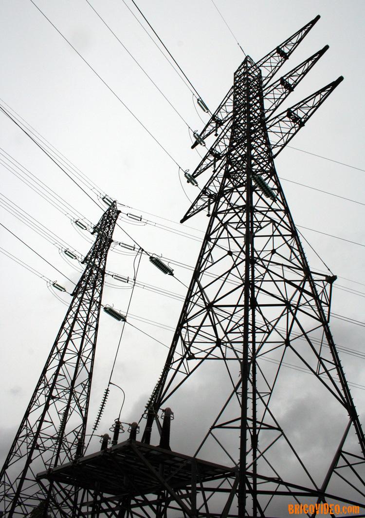 electricite reseau distribution