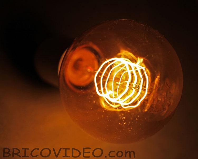 filament ampoule