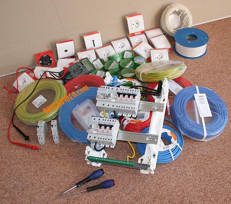 fournitures electriques