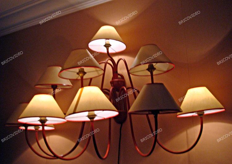 lustre 10 ampoules