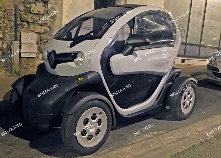 vehicule electriques