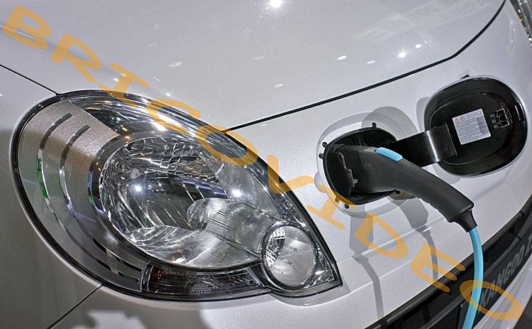 voiture electrique recharge