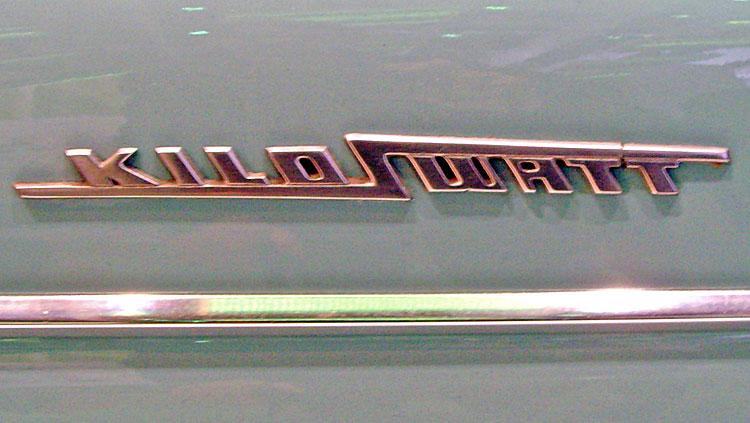 voiture electrique renault kilowatt