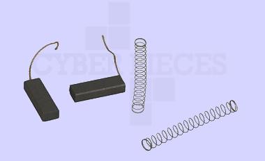 lave linge/charbons aspirateur dyson charbons moteur;Dyson