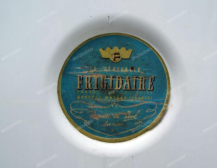 lave linge/frigidaire