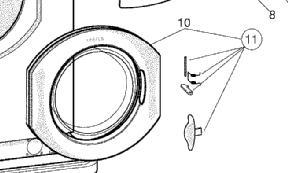 lave linge/joints de hublot de machines a laver