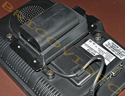 batterie canon moniteur marshall