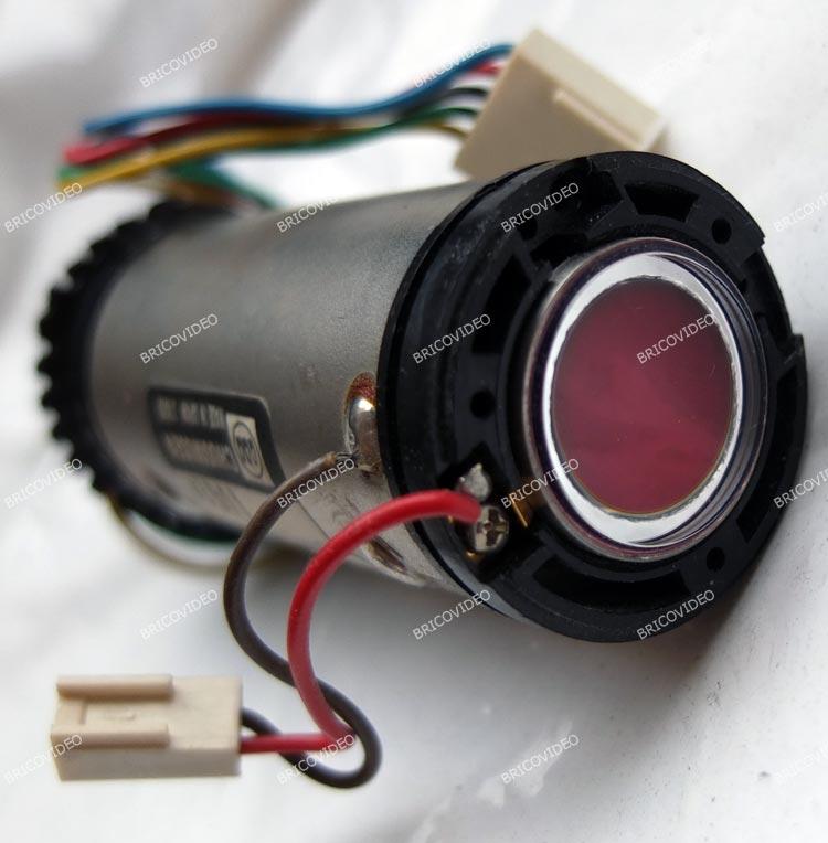 camera video tube