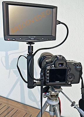 canon 5d ecran hdmi