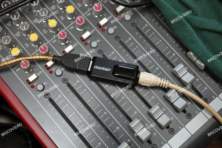 clef usb radio numerique