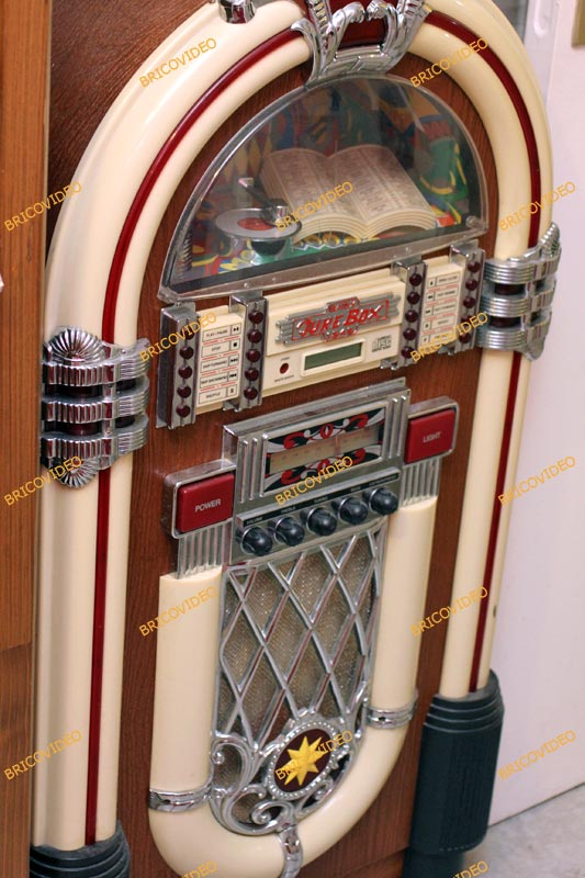 depanner cd jukebox