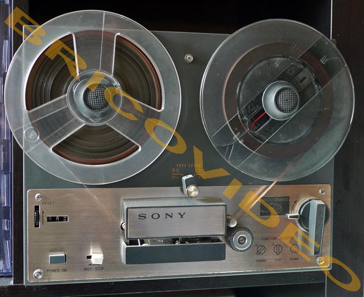 magnetophone sony