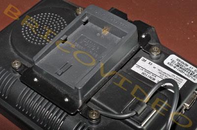 moniteur marshall batterie canon 5d