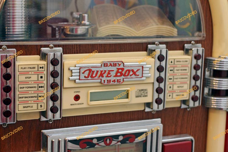 panne lecteur cd jukebox