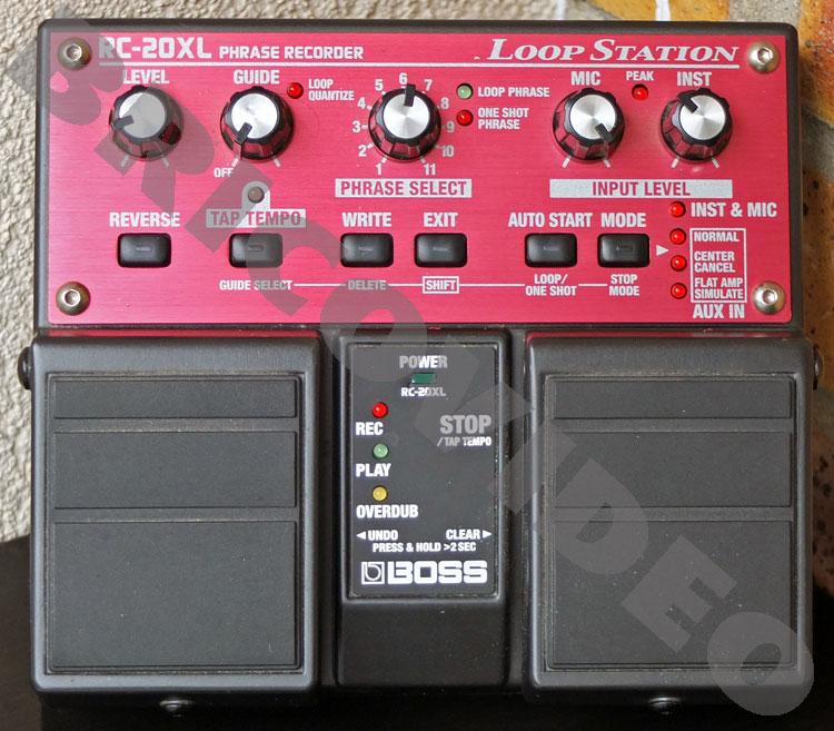 pedale loop p