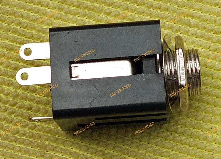 prise jack 6 35mm