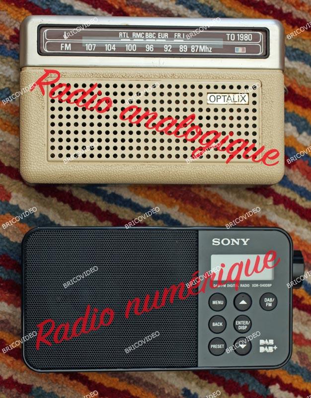 radio analogique ou numérique