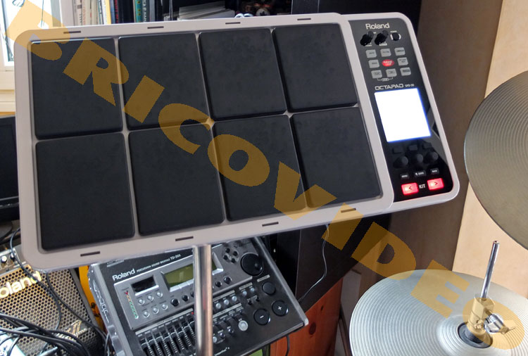 spd30 td20 Roland Batterie TD-20x SPD-30 pad