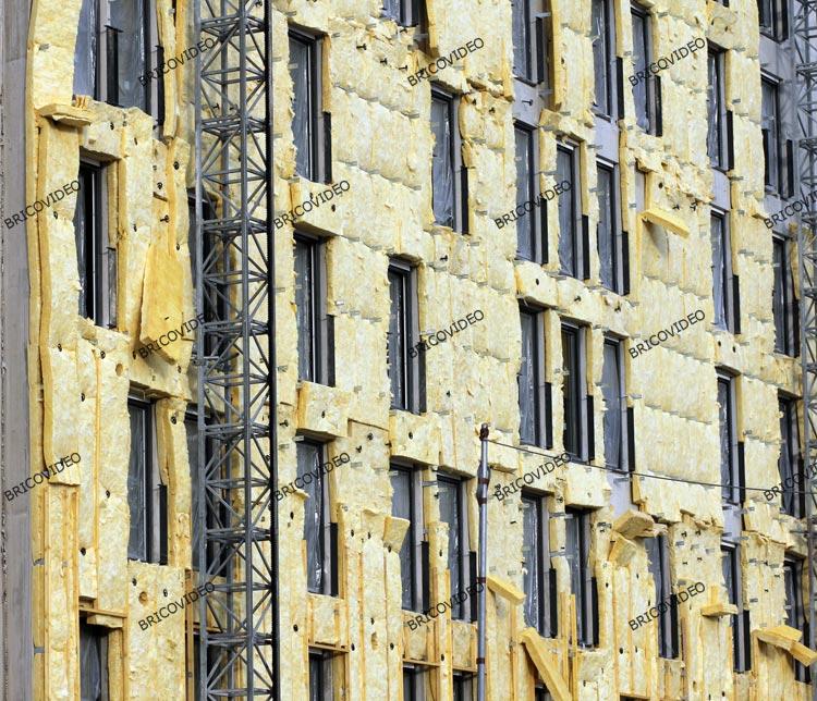isolation immeuble